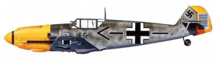 ме-109е-4 галланда яг-26 (700x214, 13Kb)