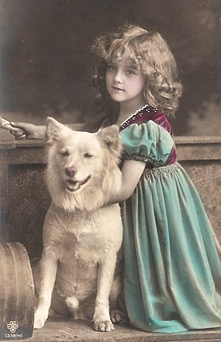 Young-girl-and-dog-pictures-postcards (450x698, 109Kb)