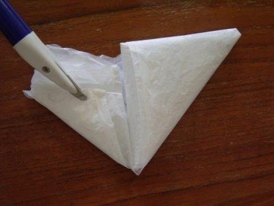Как навести порядок среди полиэтиленовых пакетов