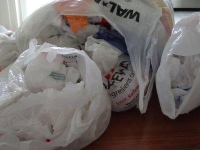 IКак навести порядок среди полиэтиленовых пакетов