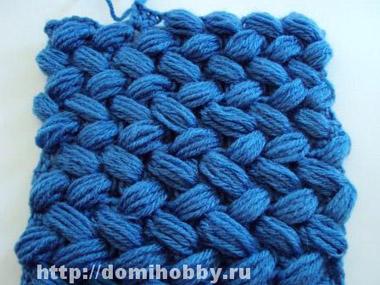 узор-вязания-крючком-с-пышными-столбиками-1 (380x285, 66Kb)