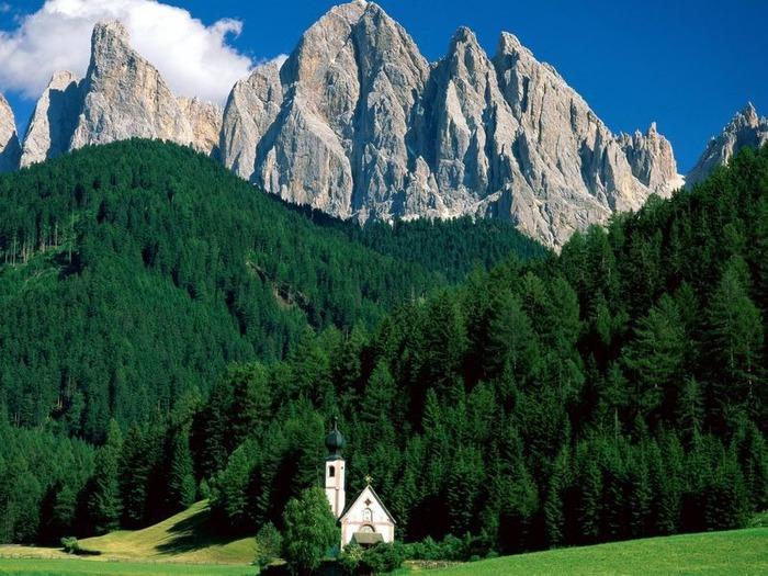 Италия - фото красивейших мест 16