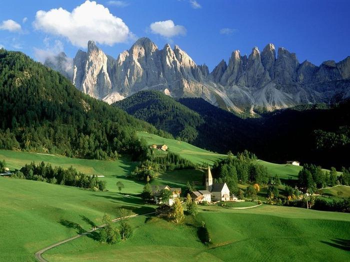 Италия - фото красивейших мест 45