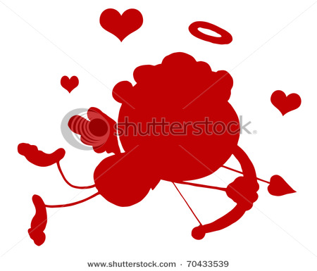 stock-photo-red-stick-silhouette-cupid-with-bow-and-arrow-flying-with-hearts-70433539 (450x385, 42Kb)
