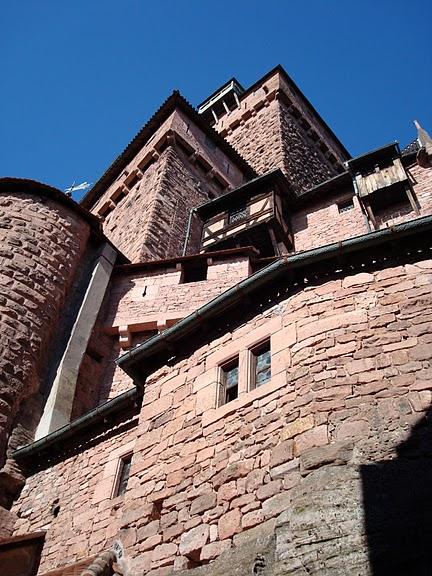 Замок Верхний Кенигсбург (Chateau du Haut-Koenigsbourg) 72515