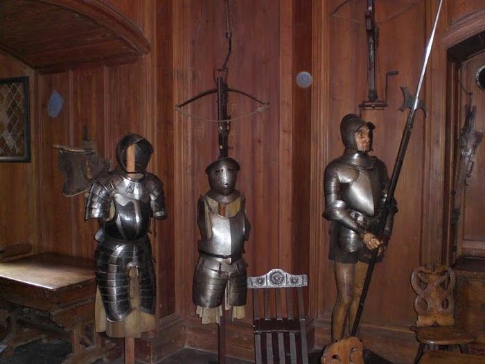 Замок Верхний Кенигсбург (Chateau du Haut-Koenigsbourg) 60684
