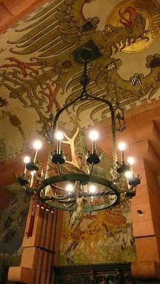 Замок Верхний Кенигсбург (Chateau du Haut-Koenigsbourg) 48214