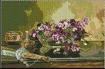 Превью Анютины глазки. арт-629 художник Т.Аман. (Гобленсет. румыния) (200x132, 12Kb)