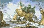 Превью Зима в Апеннинах. арт-705. Худ. Франческо Фоски. (Гобленсет, Румыния) (200x127, 12Kb)