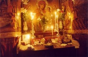Домашние алтари в картинках 76554471_copticaltar