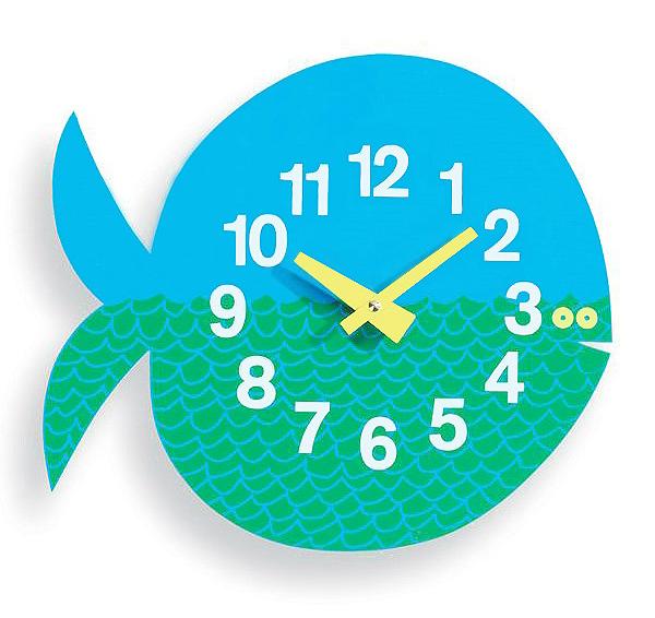 Джордж Нельсон - американский дизайнер часов/2822077_VitraNelsonFishClock31 (600x566, 154Kb)