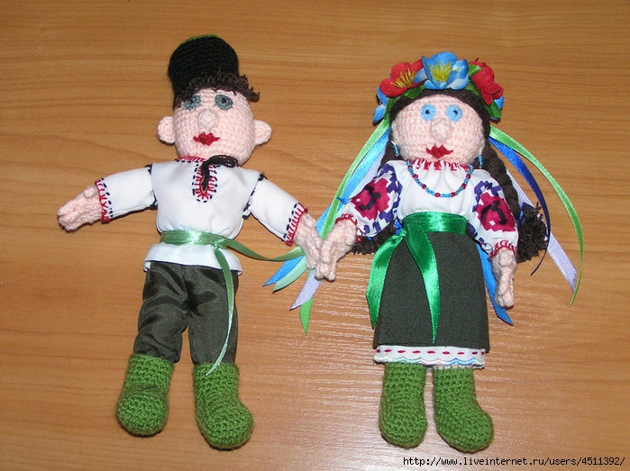 Куклы из пластика своими рукам