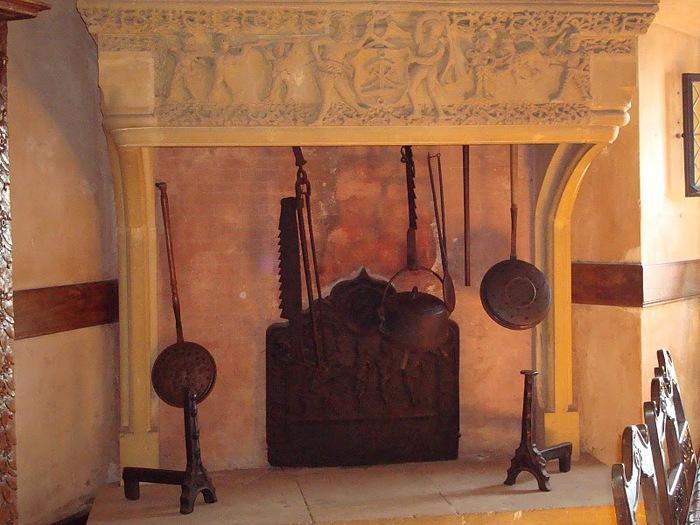 Замок Верхний Кенигсбург (Chateau du Haut-Koenigsbourg) 23278