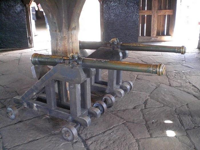 Замок Верхний Кенигсбург (Chateau du Haut-Koenigsbourg) 50796