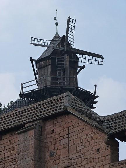 Замок Верхний Кенигсбург (Chateau du Haut-Koenigsbourg) 11796