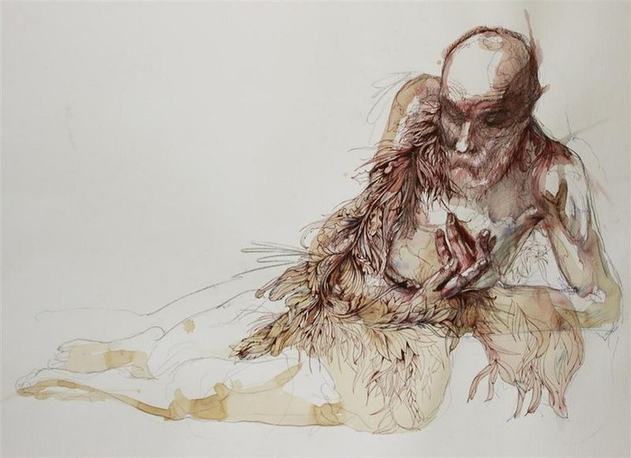 Аанглийский художник Carne Griffiths 20