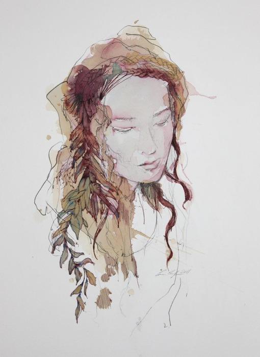 Аанглийский художник Carne Griffiths 25