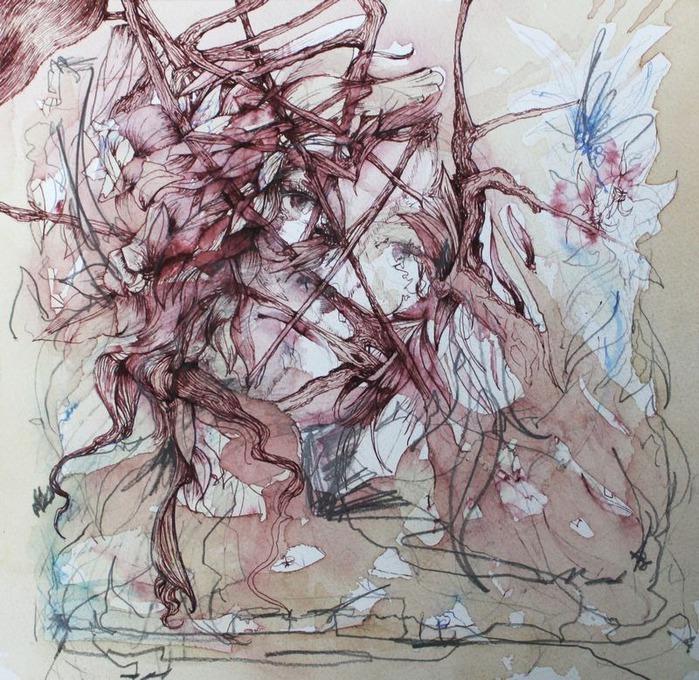 Аанглийский художник Carne Griffiths 30