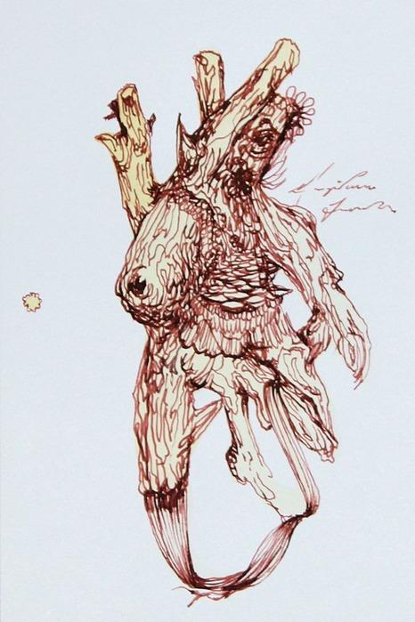 Аанглийский художник Carne Griffiths 54