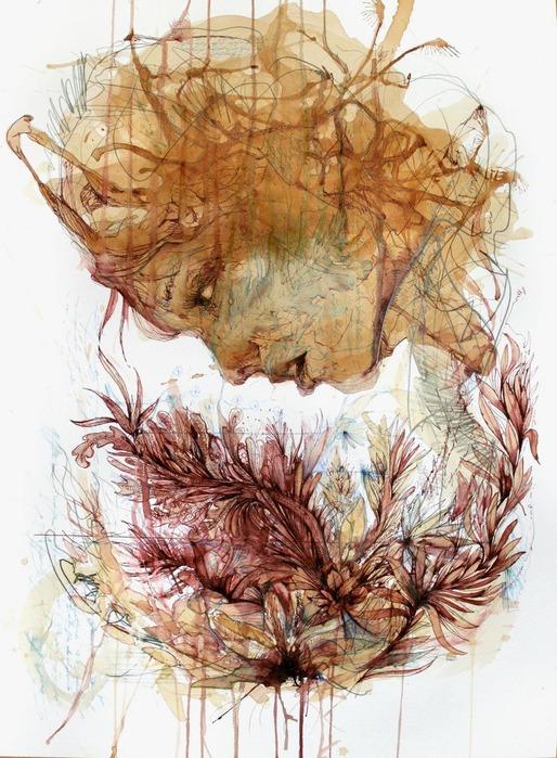 Аанглийский художник Carne Griffiths 64