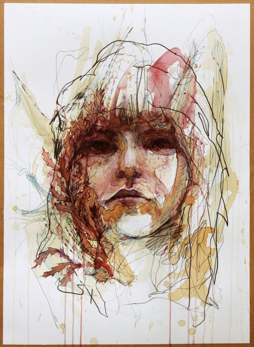 Аанглийский художник Carne Griffiths 67