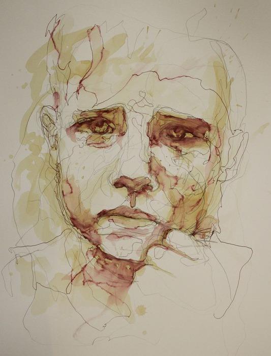 Аанглийский художник Carne Griffiths 69