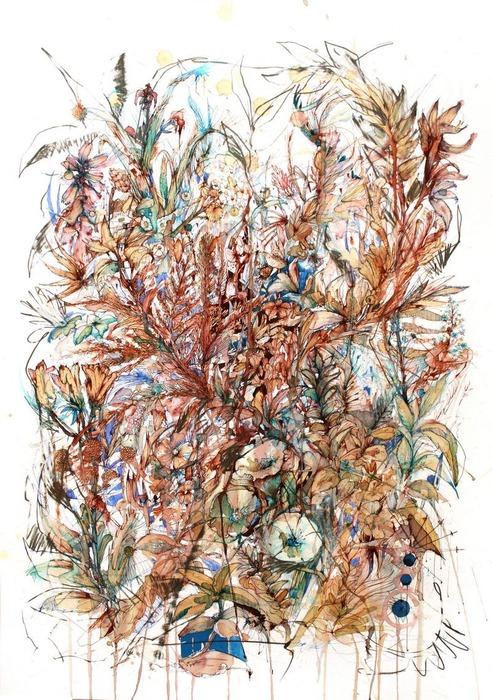 Аанглийский художник Carne Griffiths 70