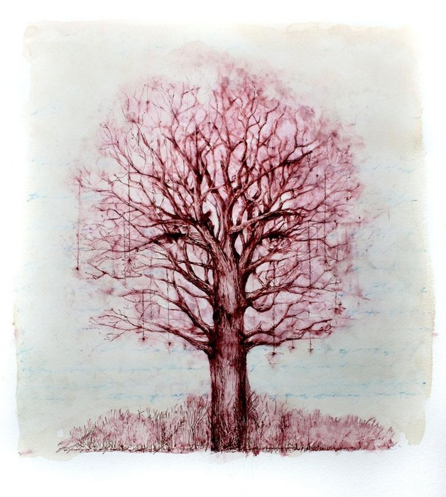 Аанглийский художник Carne Griffiths 74
