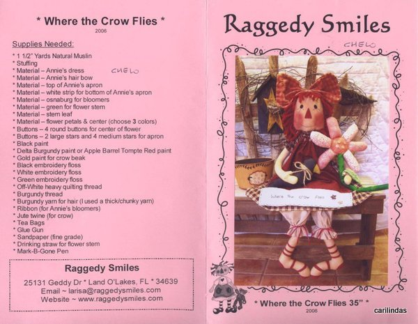 Raggedy-Smiles-Where-the-Crow-Flies (600x465, 69Kb)