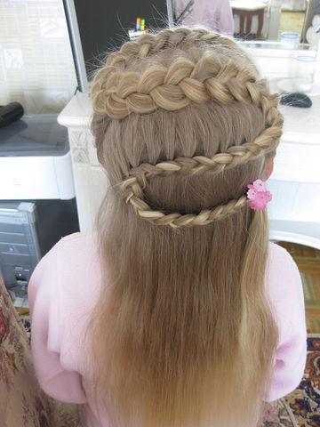 女生的发型 - maomao - 我随心动