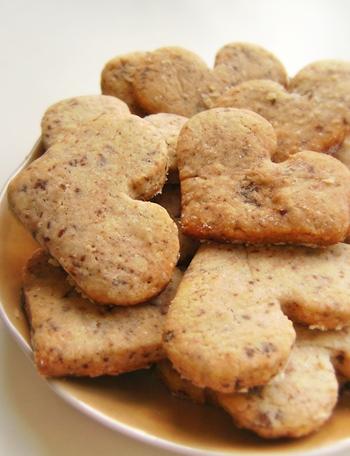 печенье с шоколадом быстрая выпечка (350x456, 164Kb)