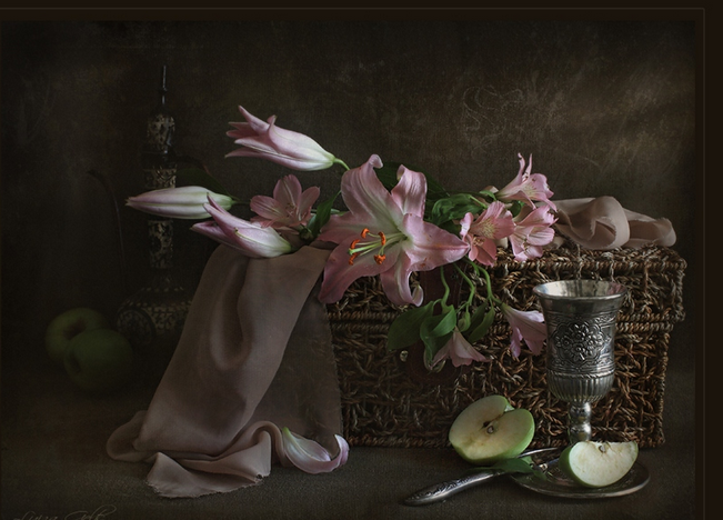 ���� ����� - Luiza Gelts - Still Lifes - ������� (651x468, 528Kb)