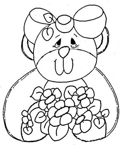 osa-flores-molde (424x512, 57Kb)
