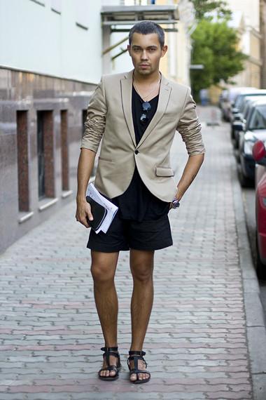 еще вот так мужчины могут одеваться.