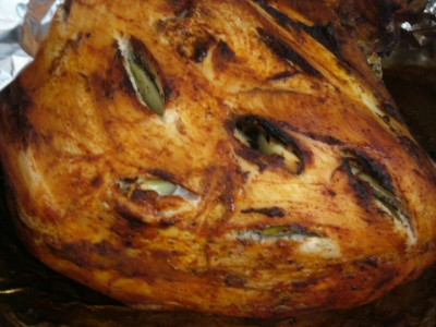 рецепт ноги индейки в духовке фото
