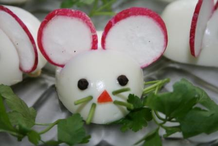 Как сделать фигурки из яйца