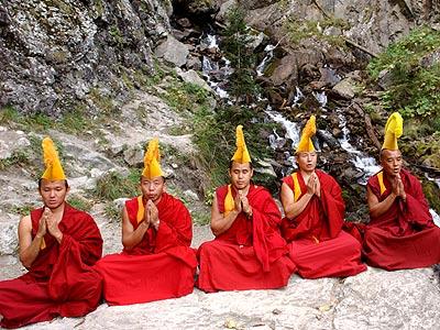 Рецепт омоложения тибетских монахов. рецепт