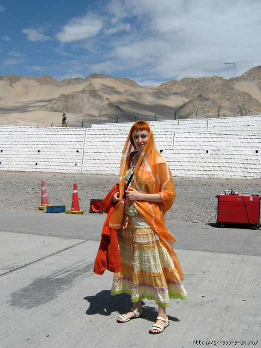 Shraddha, Indiya, Leh (525x700, 251Kb)