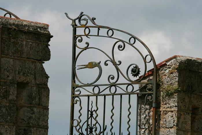 Замок графов де Грюйер (Chateau de Gruyeres) 97693