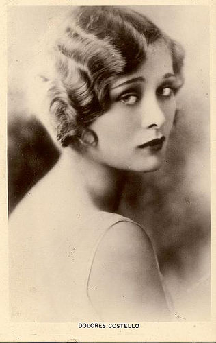 Finger waves 1920s