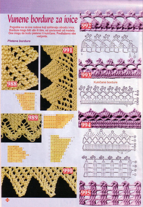 Free Crochet Magazines By Mail : woolen fashion, crochet and knitting magazine - crafts ideas - crafts ...
