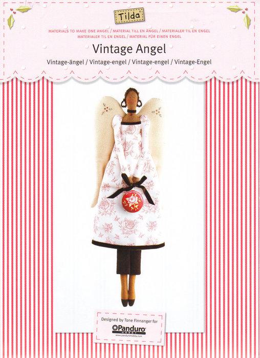 Vintage Angel (508x700, 108Kb)