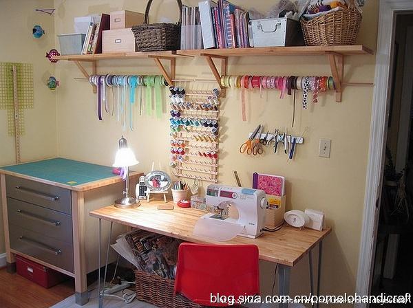 Как обустроить свой рабочий стол в комнате своими руками
