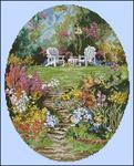 Превью Birdsong garden (перенабор) (432x534, 288Kb)