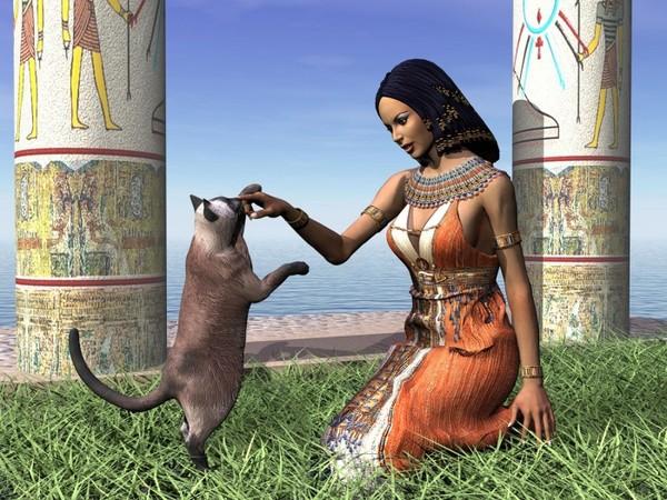 древние рисунки египта:
