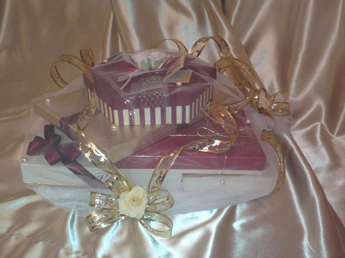 Сватовство и подарки от жениха и невесты 670
