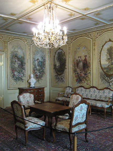 Замок графов де Грюйер (Chateau de Gruyeres) 48851