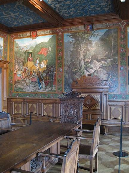 Замок графов де Грюйер (Chateau de Gruyeres) 95561