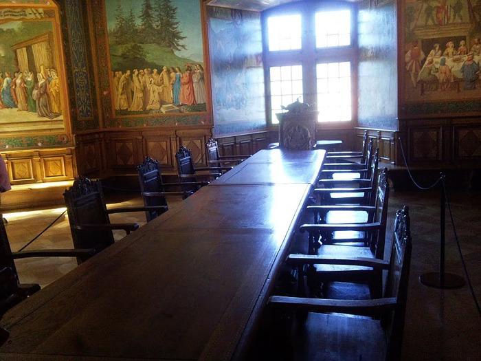 Замок графов де Грюйер (Chateau de Gruyeres) 47392