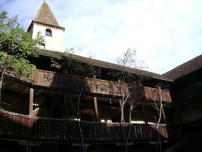 Замок графов де Грюйер (Chateau de Gruyeres) 98647
